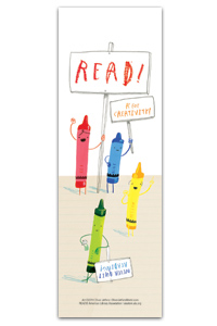 Dinosaur vs. Reading Bookmark - Bookmarks - Products for Children ...