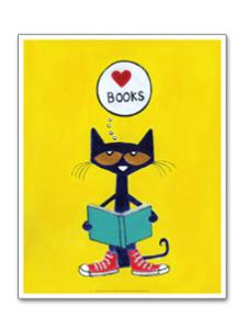 Image result for pete the cat