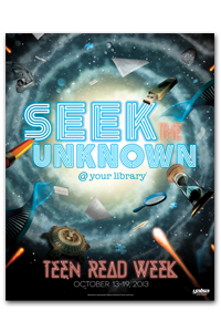 Seek The Unknown @ Your Library