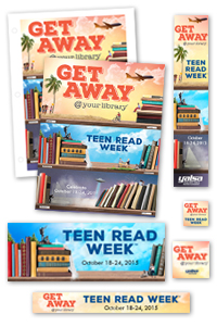 2014 Teen Read Week Poster
