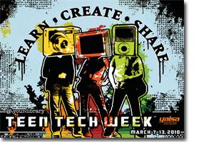 Teen Tech Week Ideas