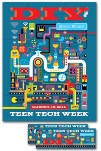 Teen Tech Week 2014