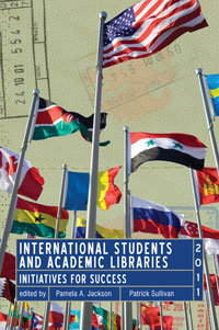 New book: International Students and Academic Libraries: Initiatives for Success