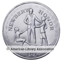 Newbery Honor Seals (Silver) - Award Products - ALA Store