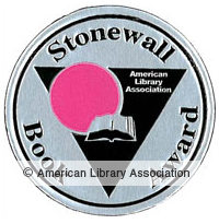Stonewall Book Award Seal with ALA watermark