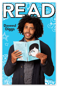 Daveed Diggs Poster
