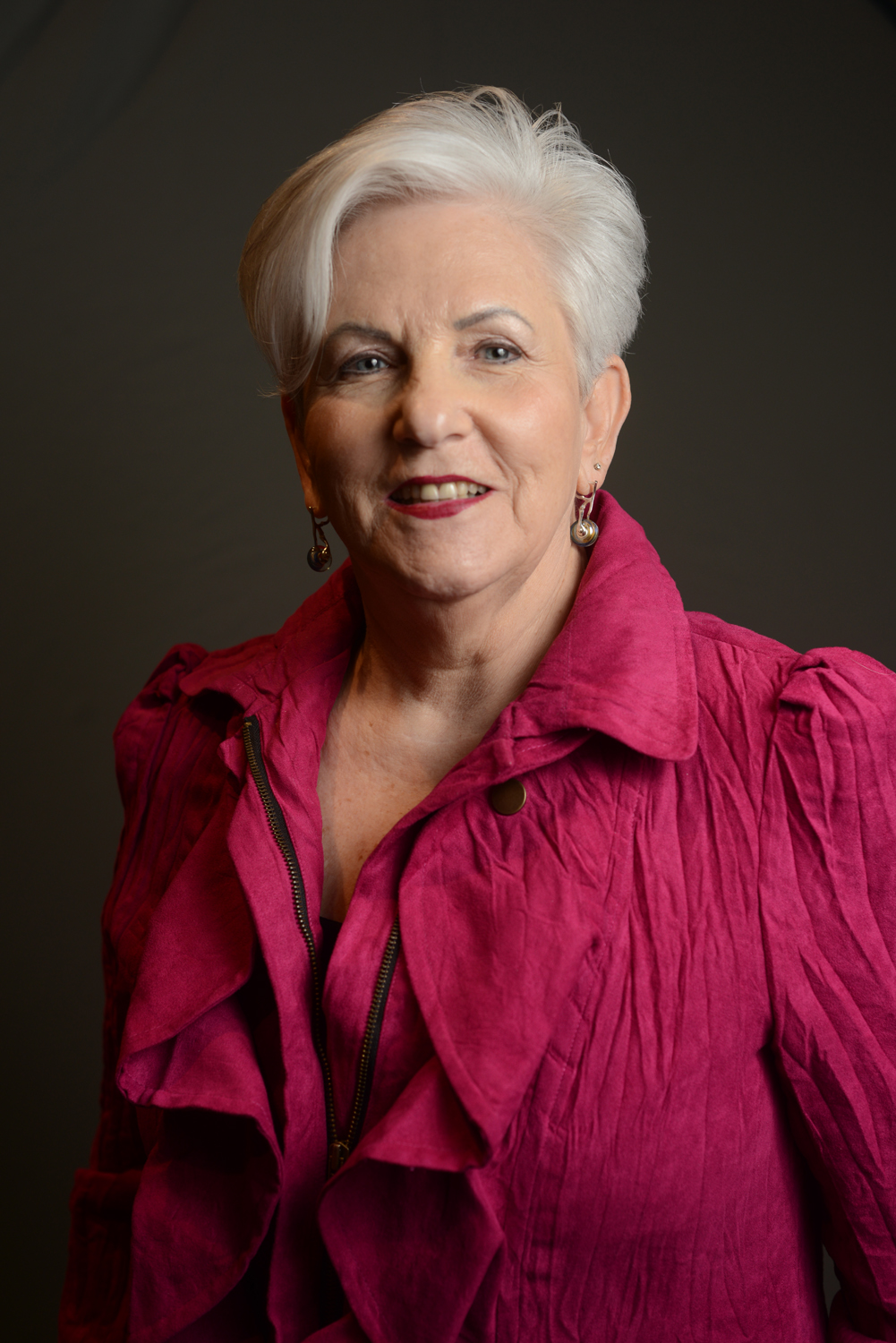 photo of author Pat R. Scales