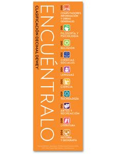 Image for Clasificación Dewey® Bookmark