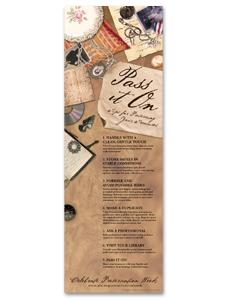 Image for Preservation Poster