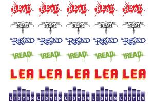 READ & Listen Tattoos