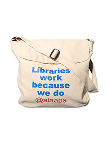 Image for Libraries Work Satchel