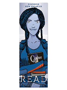 Lunar Chronicles Bookmark