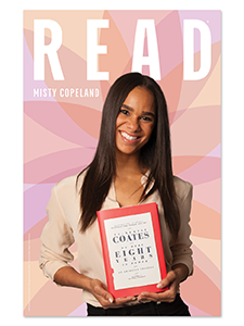 Image for Misty Copeland Poster