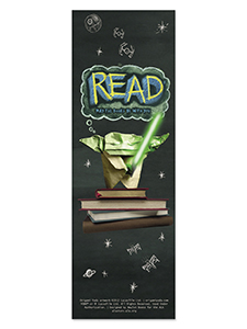 Image for Origami Yoda Bookmark