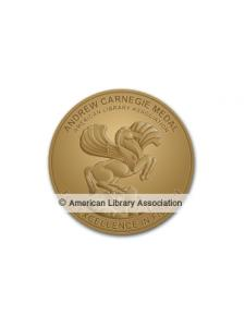 Image for Andrew Carnegie Medal for Excellence in Fiction Winner Seal