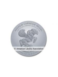Image for Andrew Carnegie Medal for Excellence in Fiction Finalist Seal