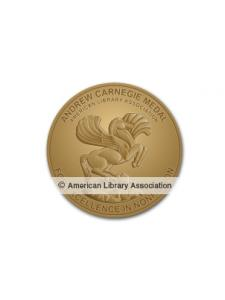 Image for Andrew Carnegie Medal for Excellence in Nonfiction Winner Seal