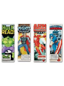 Image for Avengers Bookmark Set