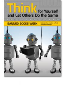 Image for 2010 Banned Books Week Poster