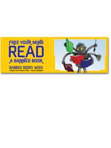 Image for 2011 Banned Books Week Bookmark