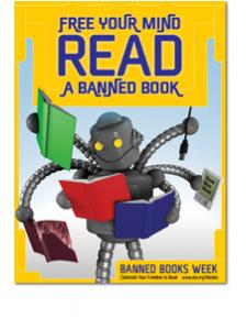Image for 2011 Banned Books Week Poster