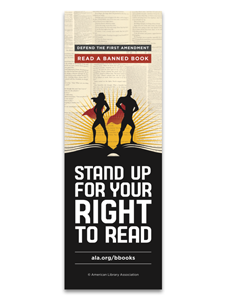 Image for 2016 Banned Books Week Bookmark