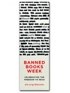 Image for 2013 Banned Books Week Bookmark