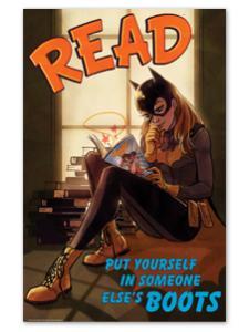Image for Batgirl Poster
