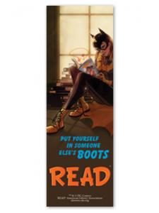 Image for Batgirl Bookmark