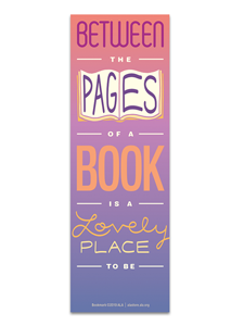 Image for Between the Pages Bookmark