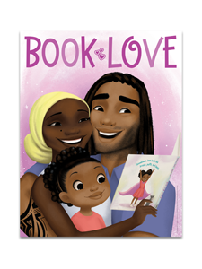 Image for Book Love Poster