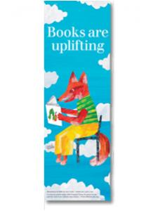 Image for Books are Uplifting Bookmark