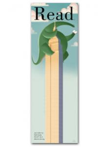 Image for Brontosaurus Read Bookmark