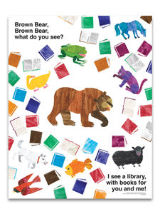 Image for Brown Bear Poster