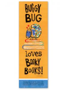 Image for Buggy Bug Bookmark
