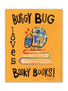 Image for Buggy Bug Poster