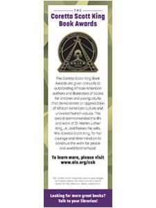 Image for CSK Book Award Bookmark
