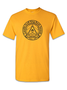 Image for CSK Book Awards Gold T-shirt