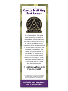 Image for CSK Book Award Bookmark