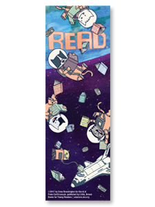 Image for CatStronauts Bookmark