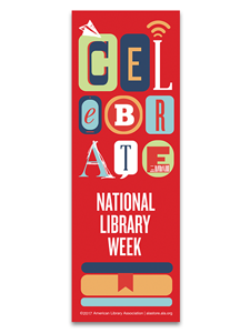 Image for Celebrate NLW Bookmark