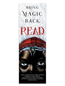 Image for Children of Blood and Bone Bookmark