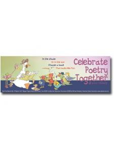 Image for Children's Poetry Bookmark
