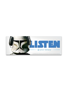 Image for Clone Trooper Bookmark