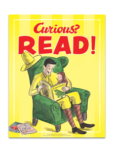 Image for Curious George Poster
