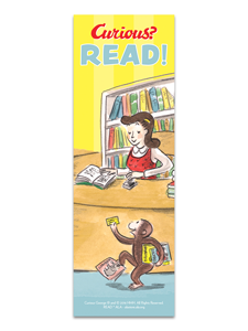 Image for Curious George Bookmark
