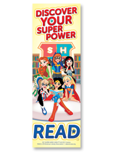 Image for DC Super Hero Girls Bookmark