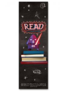 Paper Baby Yoda Corner Bookmark Design - Red Ted Art - Make ... | 300x225