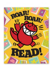 Image for Dinosaur vs. Reading Poster