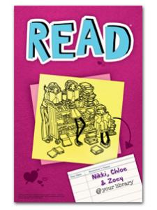 Image for Dork Diaries Mini Poster